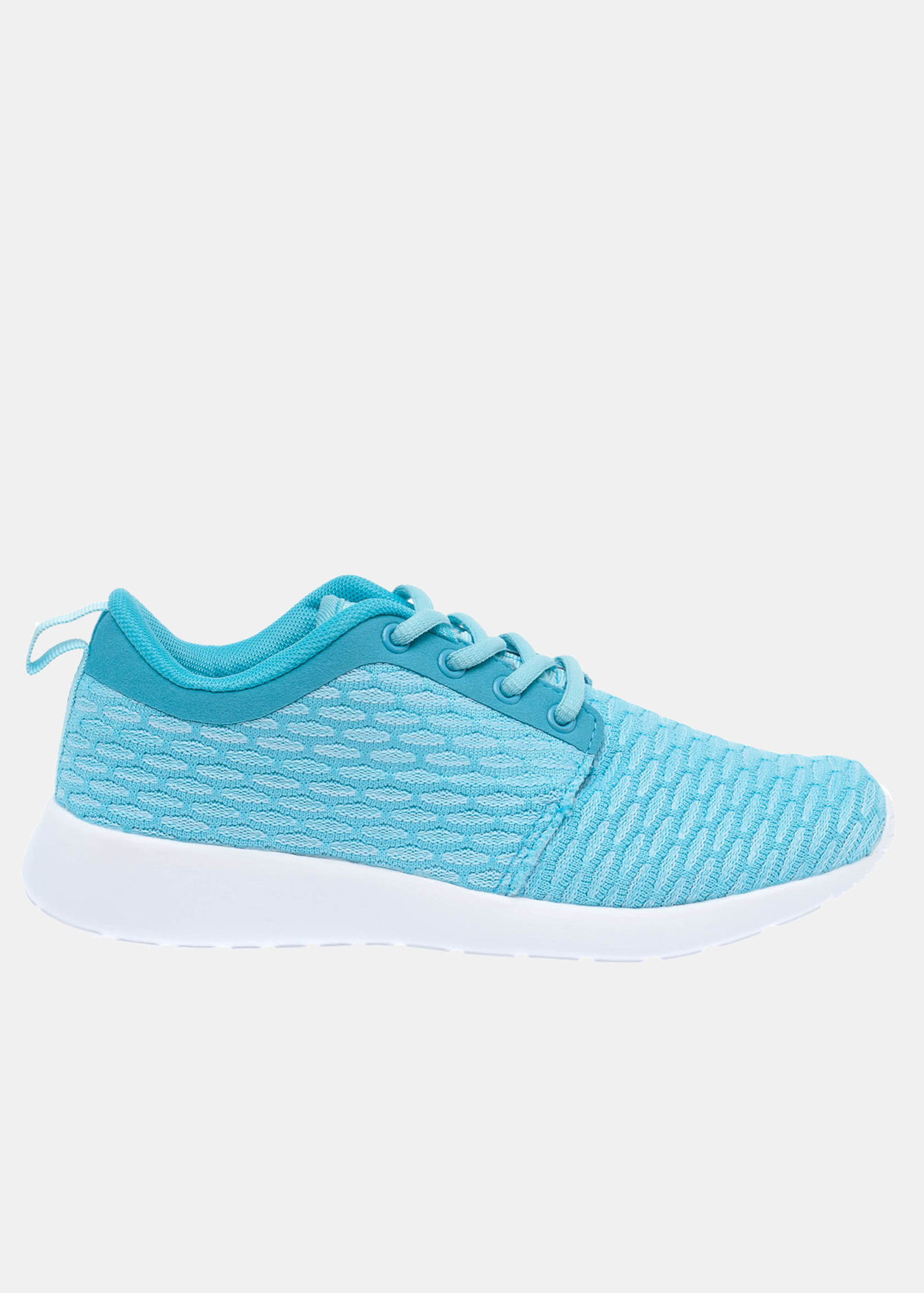 Gracie sneaker με λευκή σόλα, γαλάζιο loafers