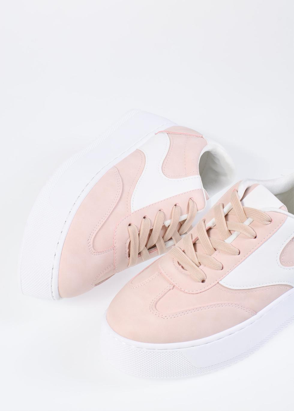 Madel ματ sneaker, baby pink