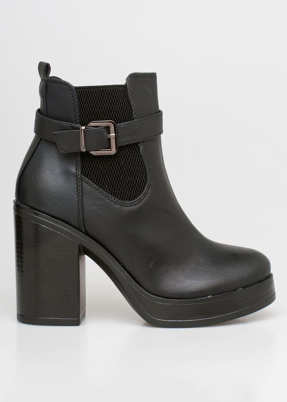 Pam chelsea boot μαύρο