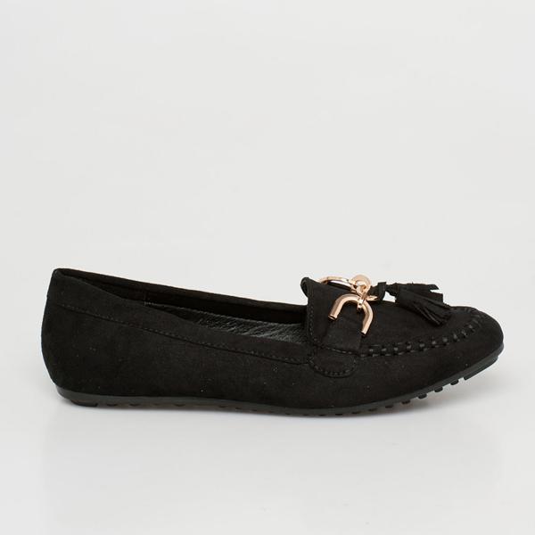 Celia loafer, μαύρο sneaker   loafers