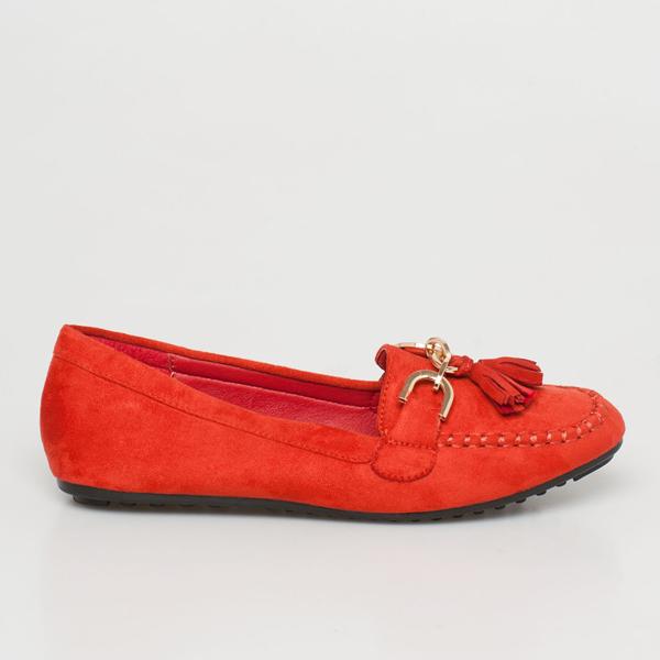Celia loafer, κόκκινο sneaker   loafers