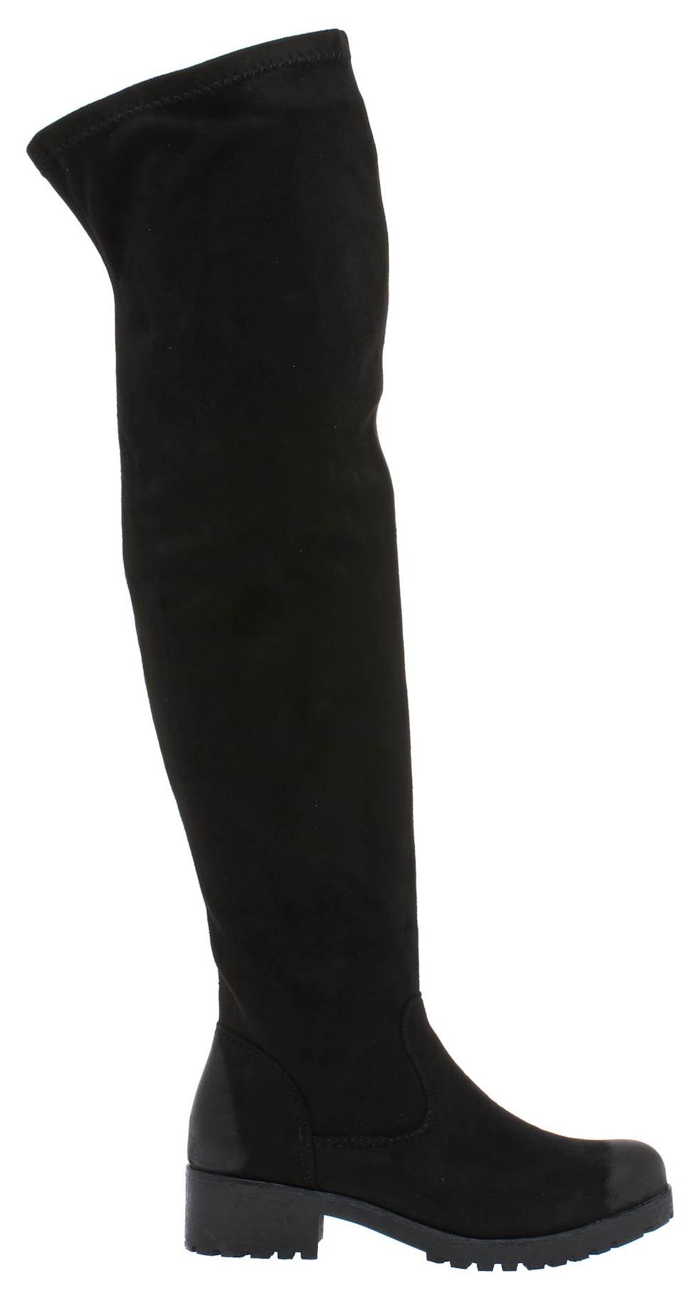 Μπότα - Μαύρο μπότες