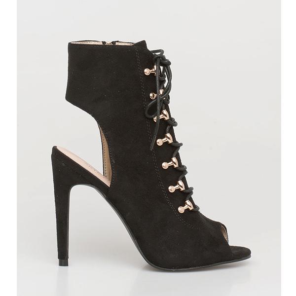 Taylor shoe boot μαύρο
