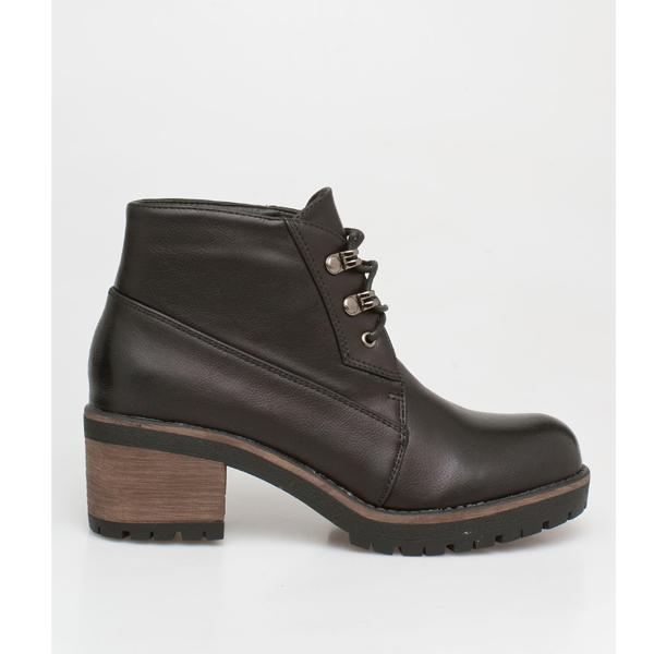 Malvina ankle boot μαύρο