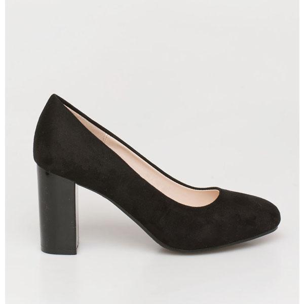 Annie pump shoe μαύρο
