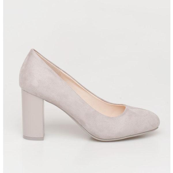 Annie pump shoe γκρι