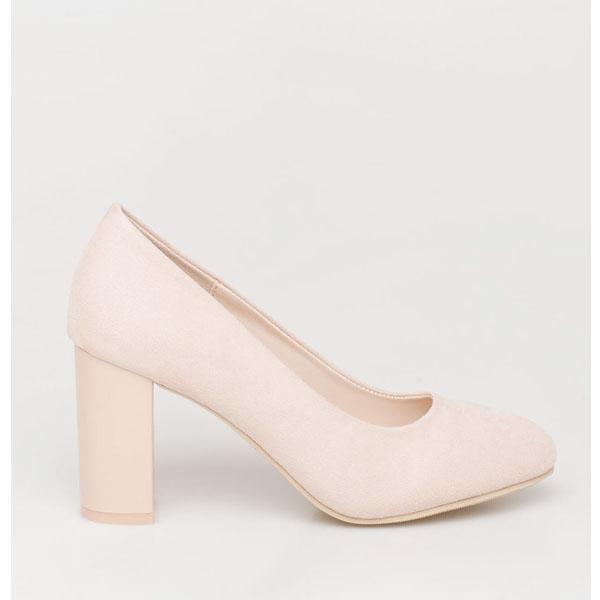 Annie pump shoe nude