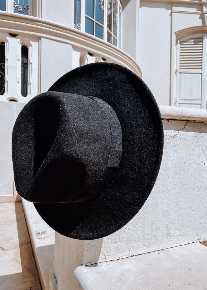 Vladi Χειμερινό Καπέλο, Μαύρο
