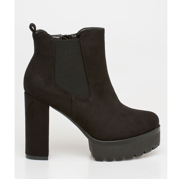 Brooke chelsea boot, μαύρο μποτάκια