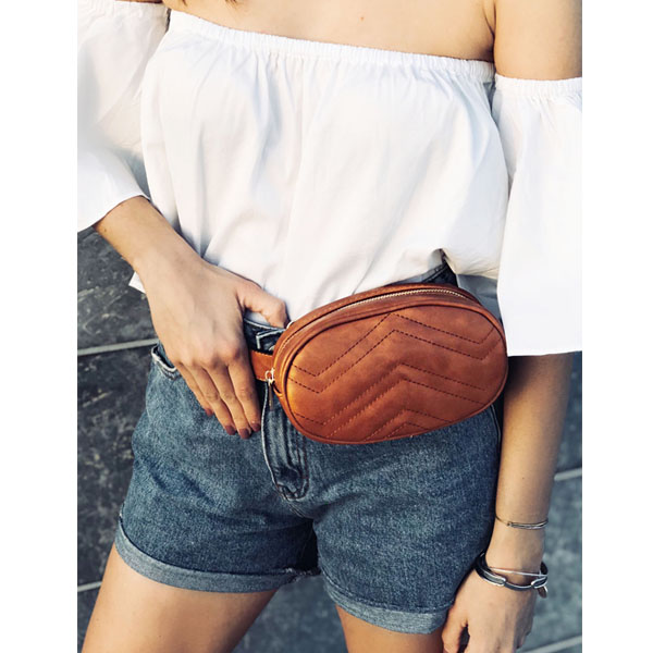 Luna belt bag, ταμπά