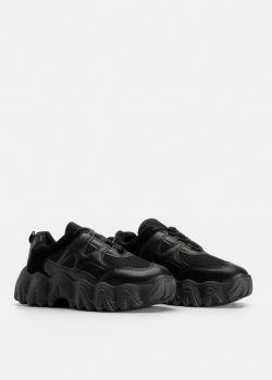 Oliver Αθλητικά Παπούτσια Sneaker, Μαύρο