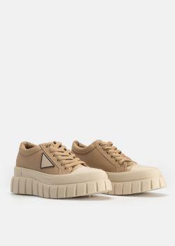 Arte Piedi Conrad Γυναικεία Αθλητικά Παπούτσια Sneaker, Μπεζ