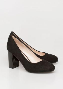 Arte Piedi Annie pump shoe, μαύρο