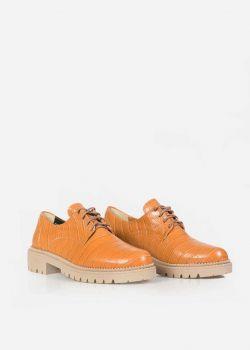 Arte Piedi Saly Γυναικεία Oxford Παπούτσια Κροκό σε Ταμπά
